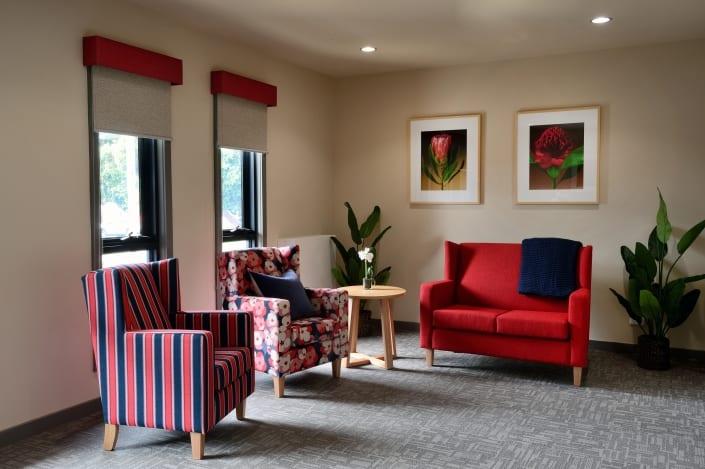 Interior Design for Aged Care